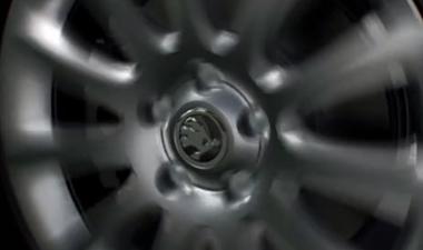 Skoda Yeti Visualizer