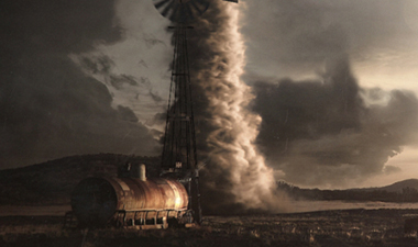 Partikelsimulation – Tornado & Feuer
